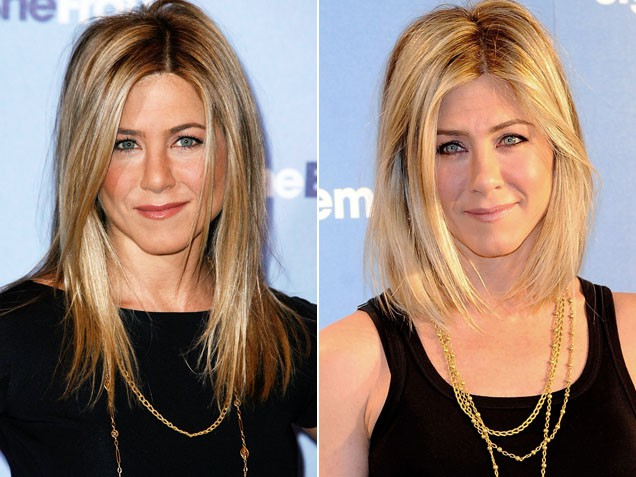 "how to get jennifer aniston new haircut 2011. Meet ""Bob"": Jennifer Aniston#39;s"