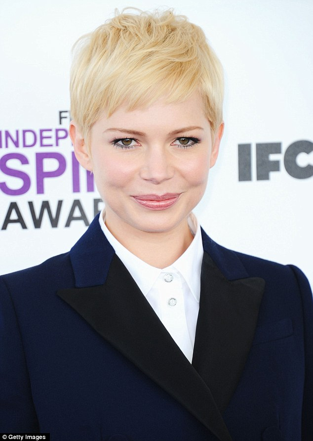 Michelle Williams Hair From Marilyn Monroe To It Girl Real