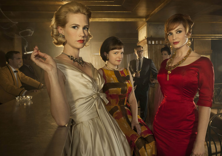Mad Men Hairstyles still great, show?s not so hot! real hairstyles