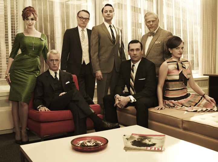 Mad Men Hairstyles: Season 5 Premiere