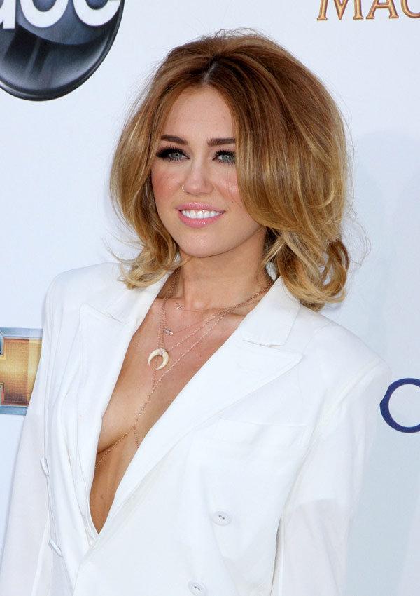 Miley Cyrus Hair Real Hairstyles